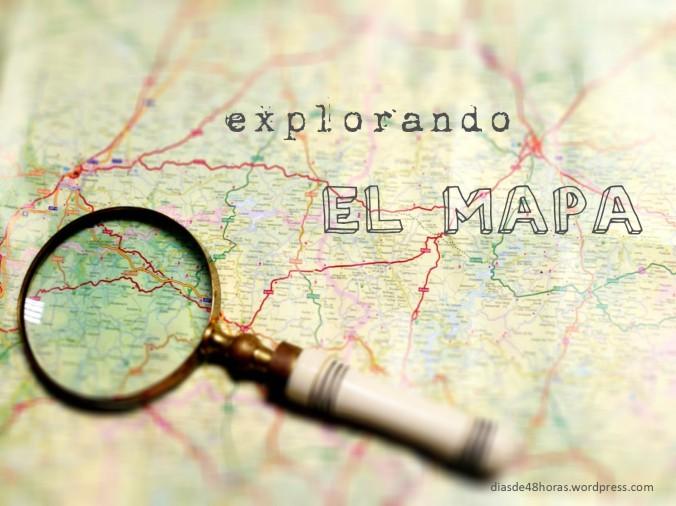 explorando el mapa