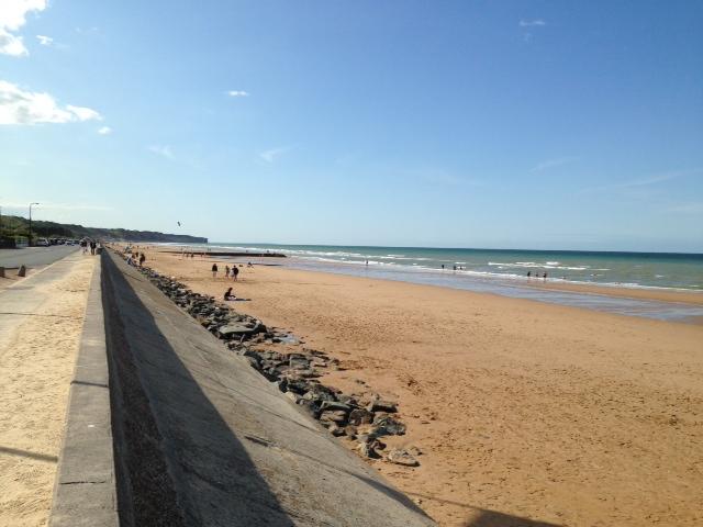 omaha beach, normandia