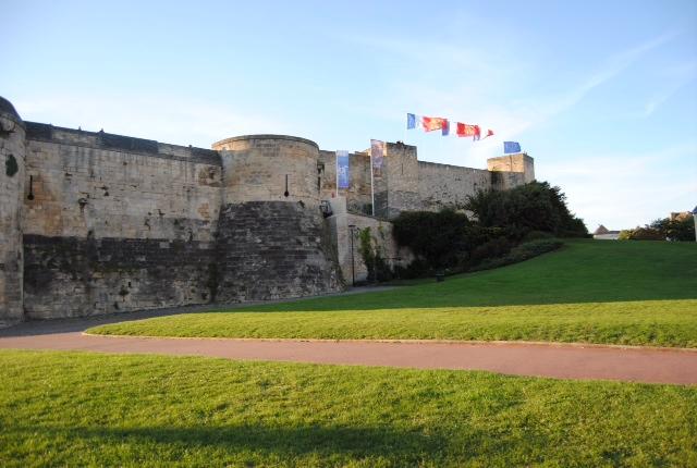 castillo ducal caen