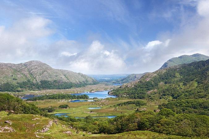 lady's view - killarney