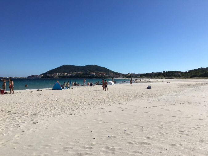 praia langosteira, fisterra