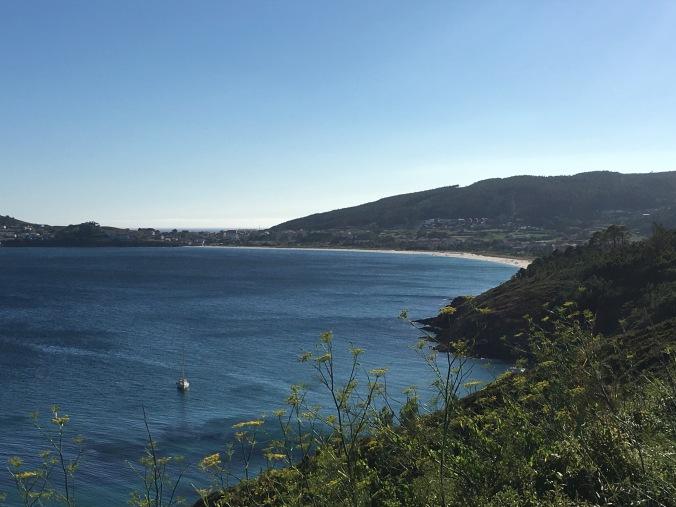 praia langosteira